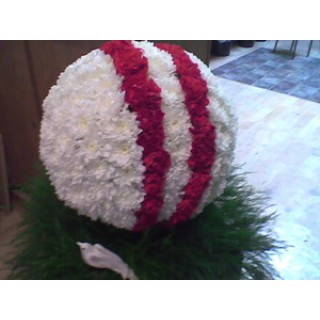 Football Wreath